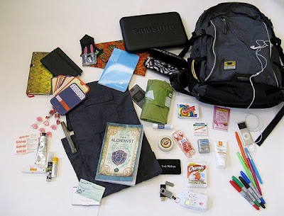 Những đồ dùng cần thiết nên để trong hành lý xách tay