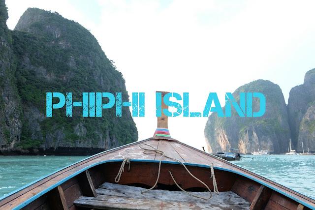perjalanan ke phiphi island