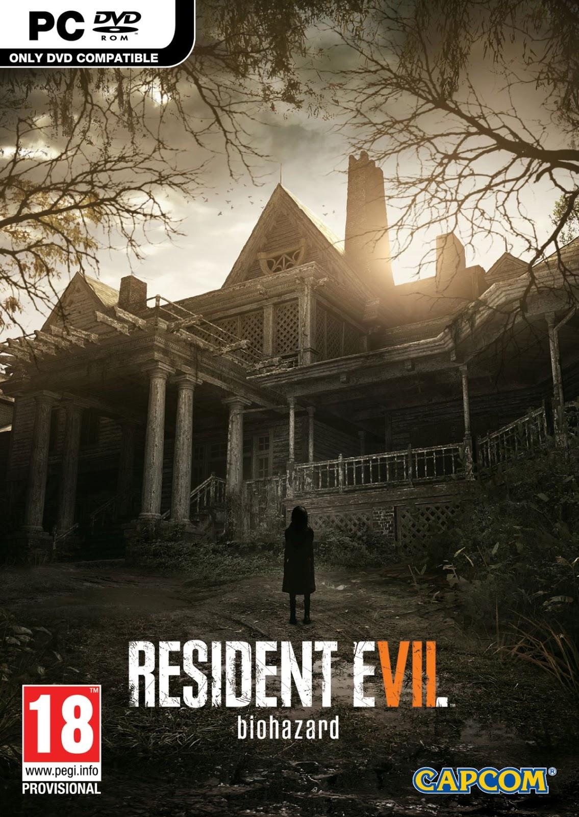 Resident Evil 7 Biohazard ESPAÑOL PC