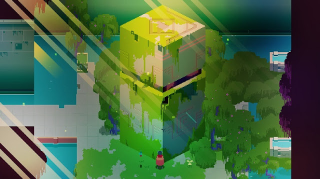 Hyper Light Drifter Gameplay Screenshot 1