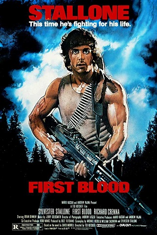 Rambo First Blood 1982 Dual Audio Hindi 300MB BluRay 480p