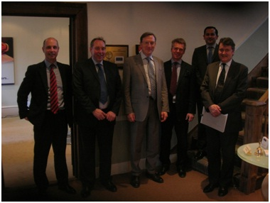 ABD Partners From Left To Right Alistair Everett Roger Chadwick John Wotton Andrew Douglas Peter Shah And Tony Awdry
