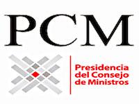 Presidencia Del Consejo De Ministros
