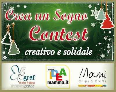 mami chips  crafts CREA UN SOGNO il contest creativo e solidale
