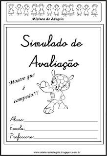 Simulado de português - 2º ano