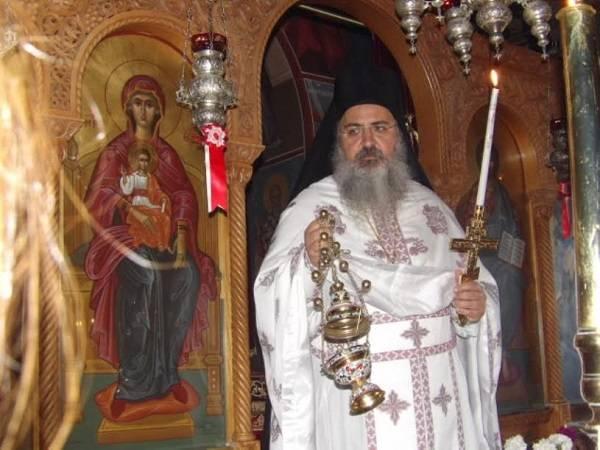 Κορινθία: Πανηγυρικά εορτάστηκε η εύρεση του Ιερού Σκηνώματος του Οσίου Παταπίου