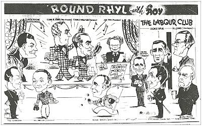 Roy Lance cartoon