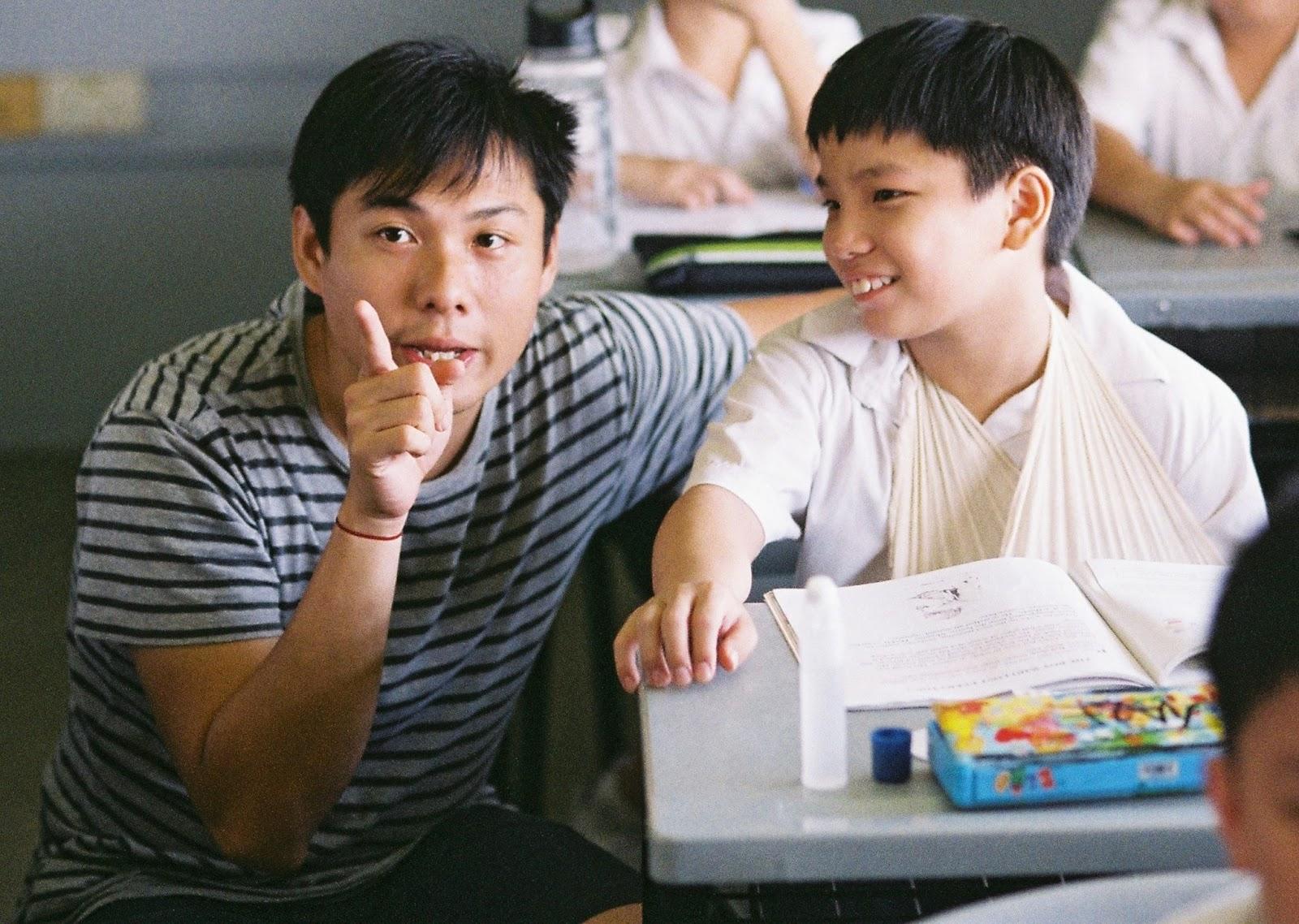 est100 一些攝影(some photos): Anthony Chen. 'Ilo Ilo'. 陳哲藝. '爸媽不在家'