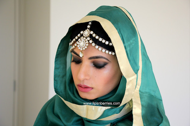 Beginners makeup for eid