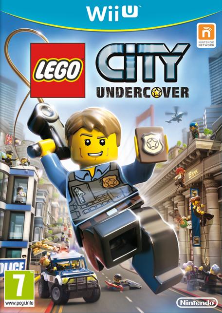 lego city undercover multivenom - LEGO City Undercover [MULTI] WII