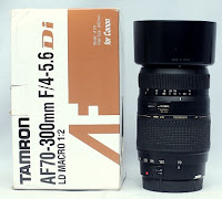 jual Tamron 70-300 for Canon