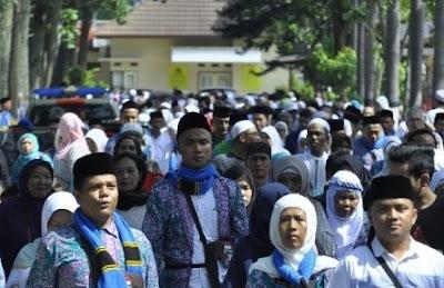Kupang Menunggu Penetapan Kloter Pemberangkatan Haji