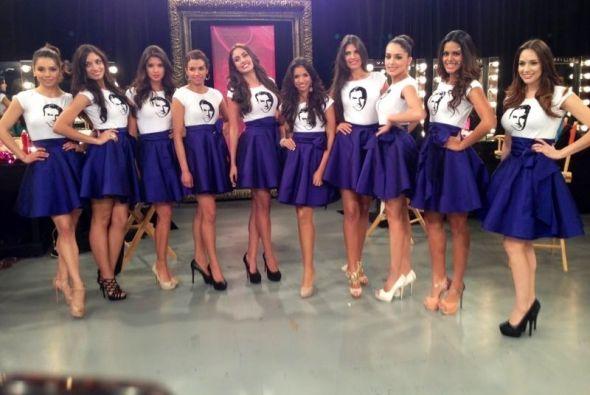 Ellas son las Finalistas de Nuestra Belleza Latina 2013 ...