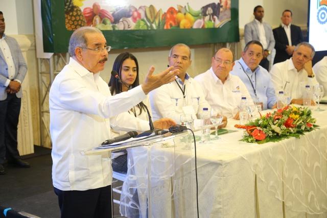 """Danilo Medina: """"República Dominicana está viviendo el modelo económico ideal"""""""