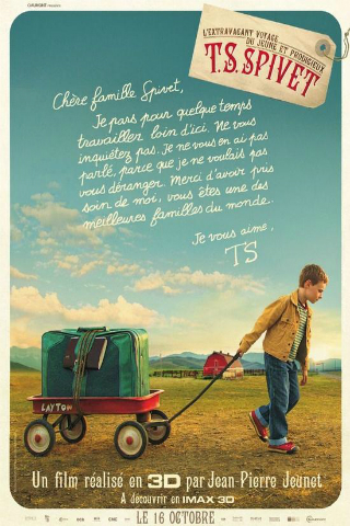 The Young and Prodigious Spivet [2013] [DVDR] [NTSC] [Latino]