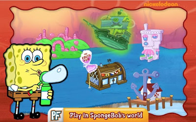 game spongebob diner dash