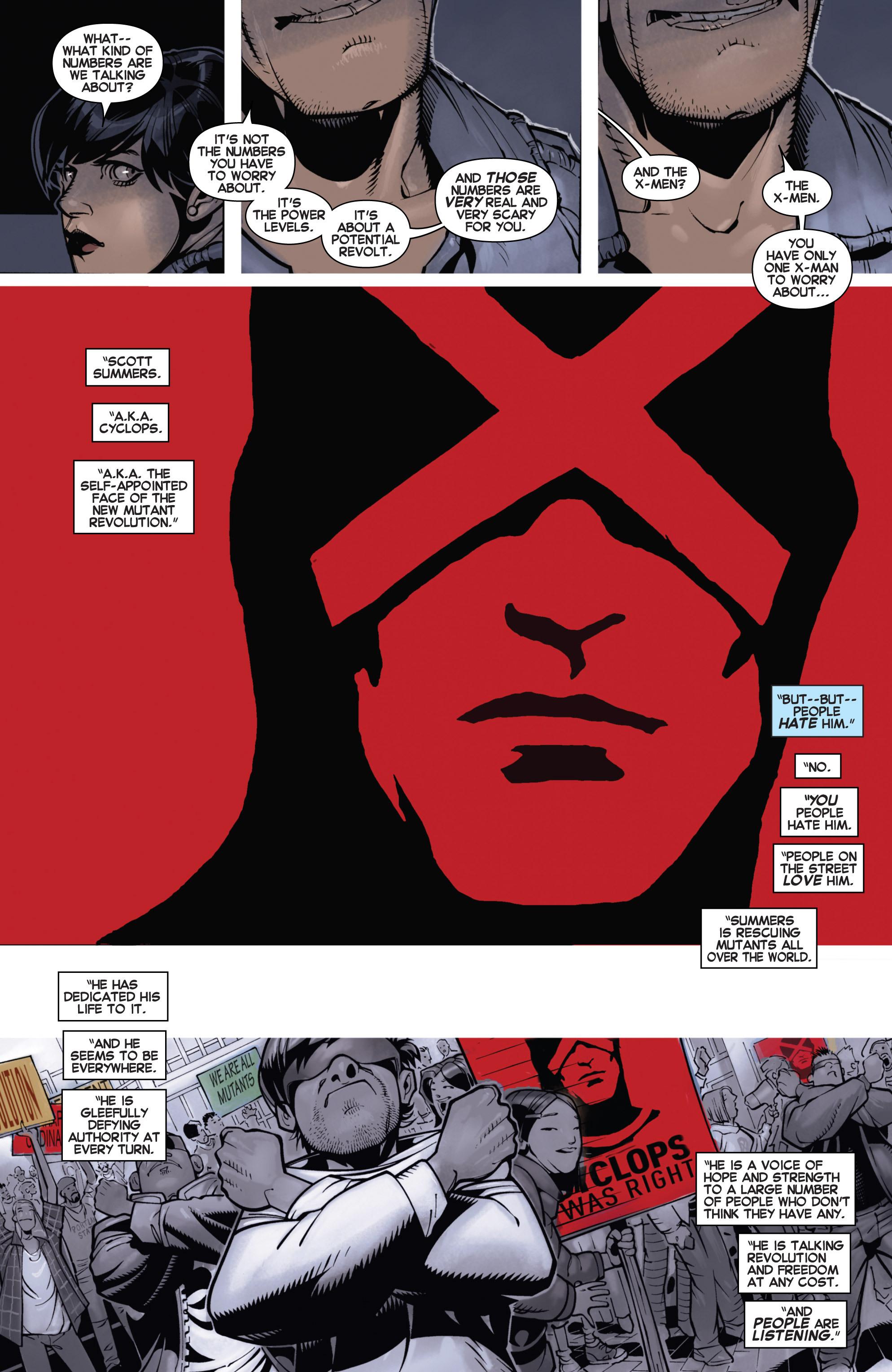 Read online Uncanny X-Men (2013) comic -  Issue # _TPB 1 - Revolution - 9