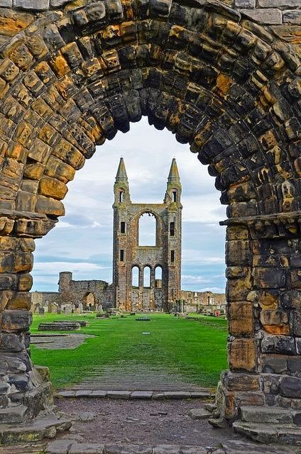 St.Andrew's Cathedral, Scotland