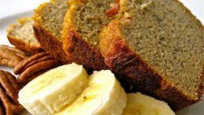 Guilt-Free Banana Nut Bread