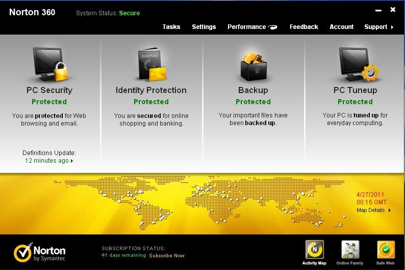 Norton anti virus 360 with key free download for windows ...