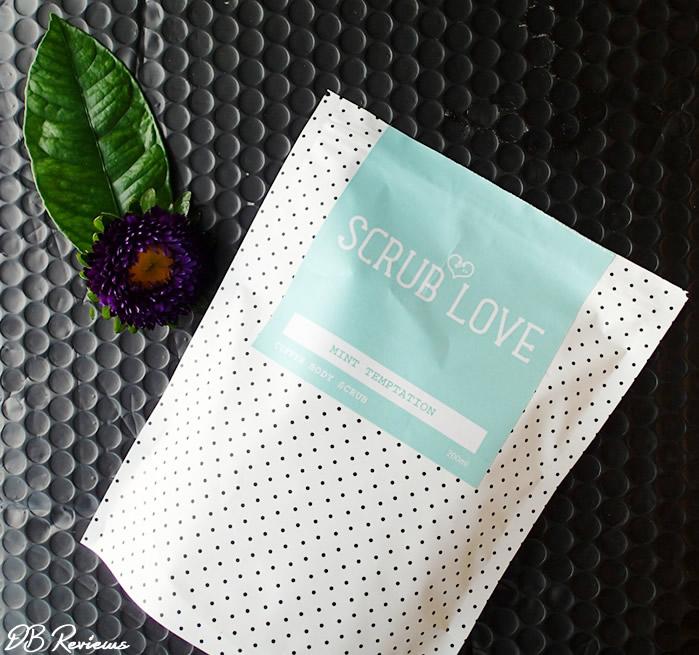 Scrub Love Mint Temptation Body Scrub Review