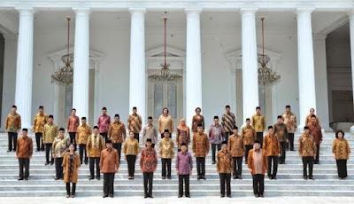 kabinet-masa-pemerintahan-Jokowi