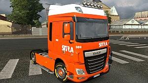 DAF Euro 6 Sitra