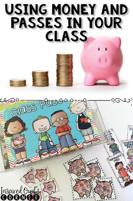 Using Money and Class Passes in Your Class