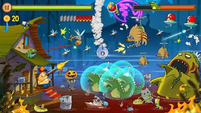 لعبة مستنقع الهجوم Swamp Attack مهكرة للأندرويد, لعبة Swamp Attack للأندرويد، لعبة Swamp Attack مدفوعة للأندرويد، لعبة Swamp Attack مهكرة للأندرويد، لعبة Swamp Attack كاملة للأندرويد، لعبة Swamp Attack مكركة، لعبة Swamp Attack مود فري شوبينغ