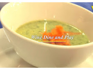 Peruvian Aji Verde sauce recipe goes great with chicken and more here on Wine Dine and Play