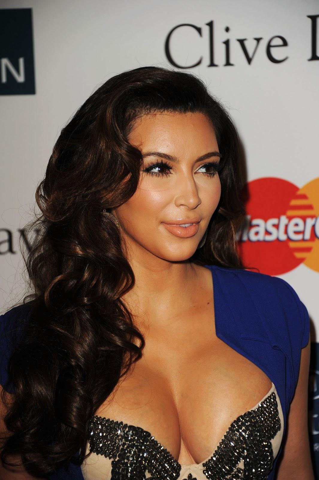 Kim Kardashian Interviews Kylie Jenner About Her Best: Sexy Kim Kardashian Breast Pics