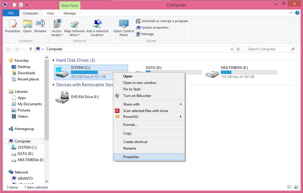 Cara Komputer 2 Monitor