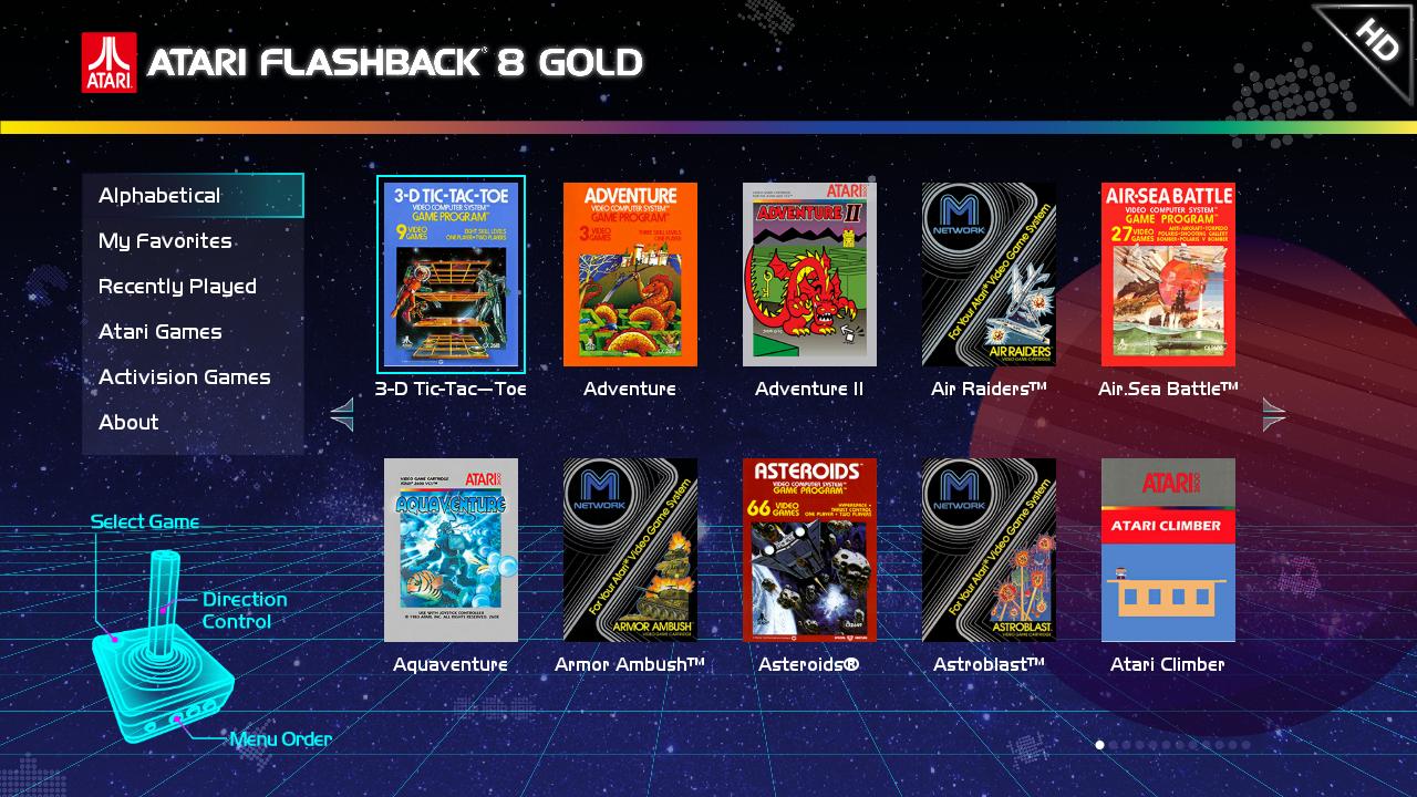 Full Details On Atgames Atari Flashback 8 Coming Fall 2017
