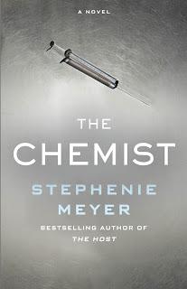 the chemist, stephenie meyer, book, thriller, adult, action