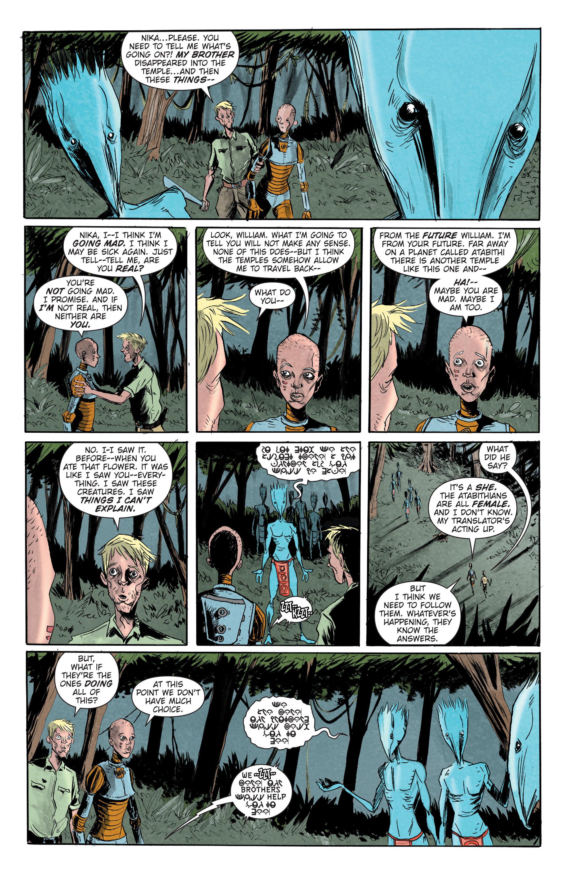 Read online Trillium comic -  Issue # TPB - 81