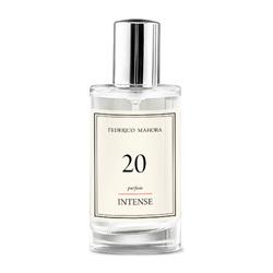 INTENSE 20 Perfum Kwiatowo Orientalne