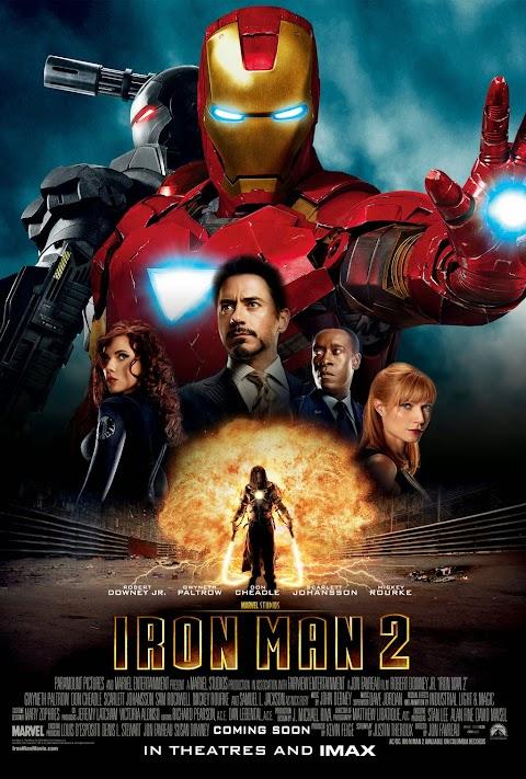 Ver Iron man 2 (2010) Online