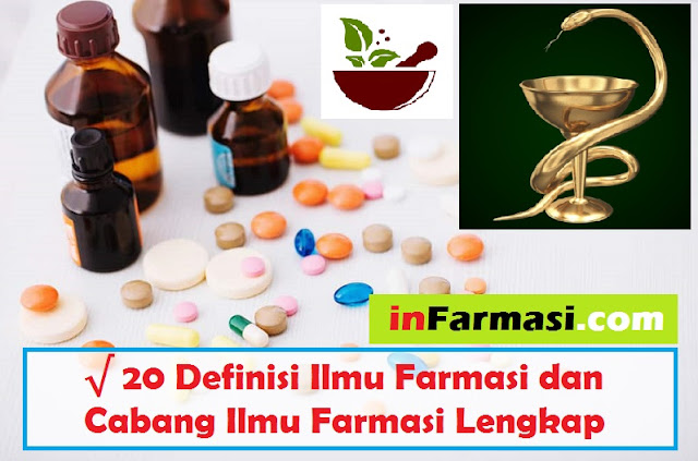 Farmasi dan cabang ilmu farmasi