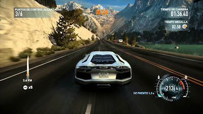 Need For Speed The Run PC Game Free Download