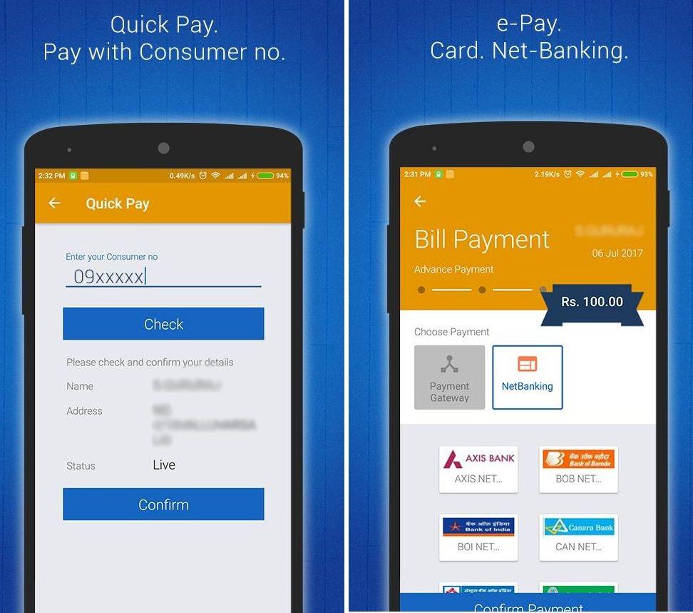 Now you Can Pay EB Bills from your Mobile Phones ...