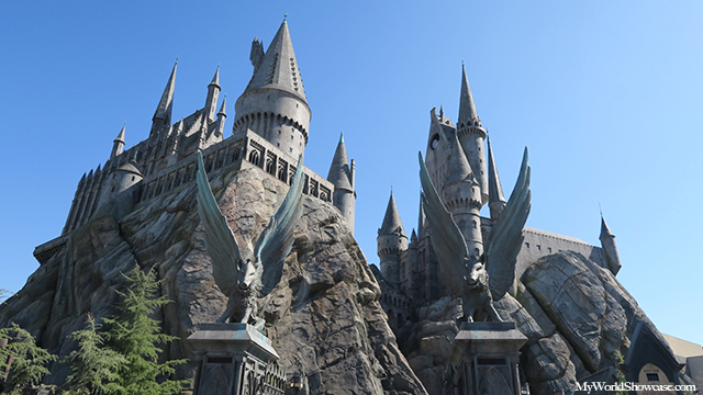 Wizarding World of Harry Potter - Universal Studios Hollywood