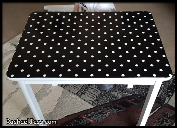How to repurpose an old table