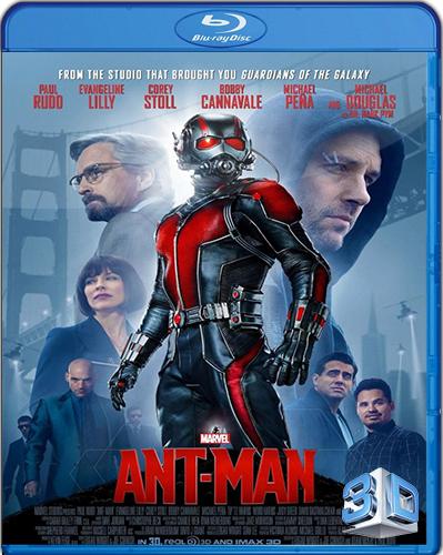 Ant-Man [2015] [BD50] [Latino] [3D]