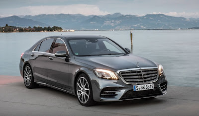 Mercedes Benz S500 L 2018 Review, Specs, Price
