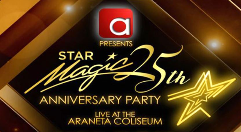 ASAP celebrates Star Magic 25 today, May 21