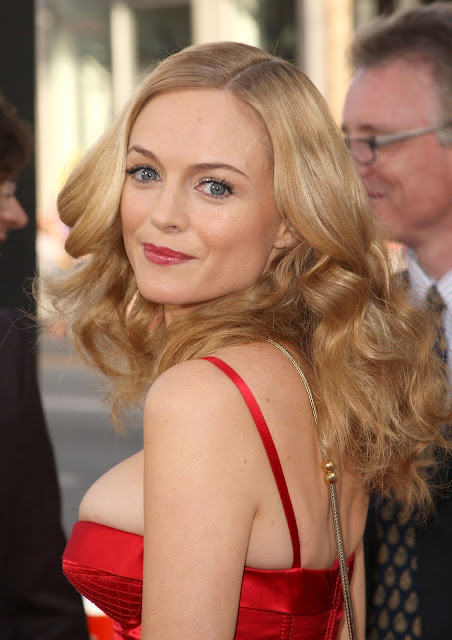 Hot Pic Heather Graham Volume 1 Cleavage-1621