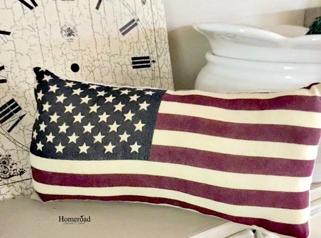 Patriotic Summer Projects www.homeroad.net