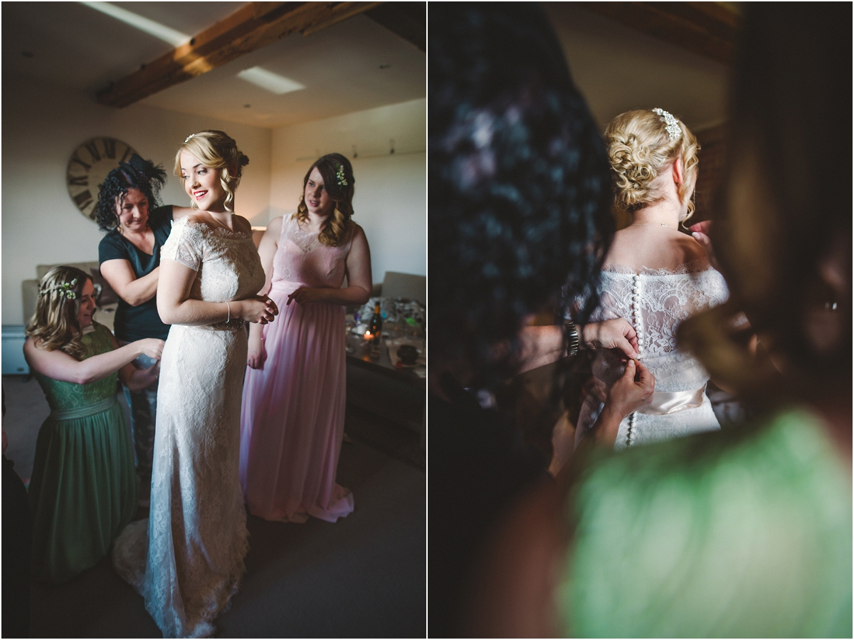Stevie and Ian at Curradine Barns | amy taylor imaging photography