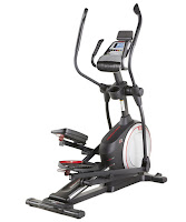 ProForm Endurance 720 E Elliptical Trainer Machine, front wheel drive system with inertia-enhanced flywheel & silent magnetic resistance