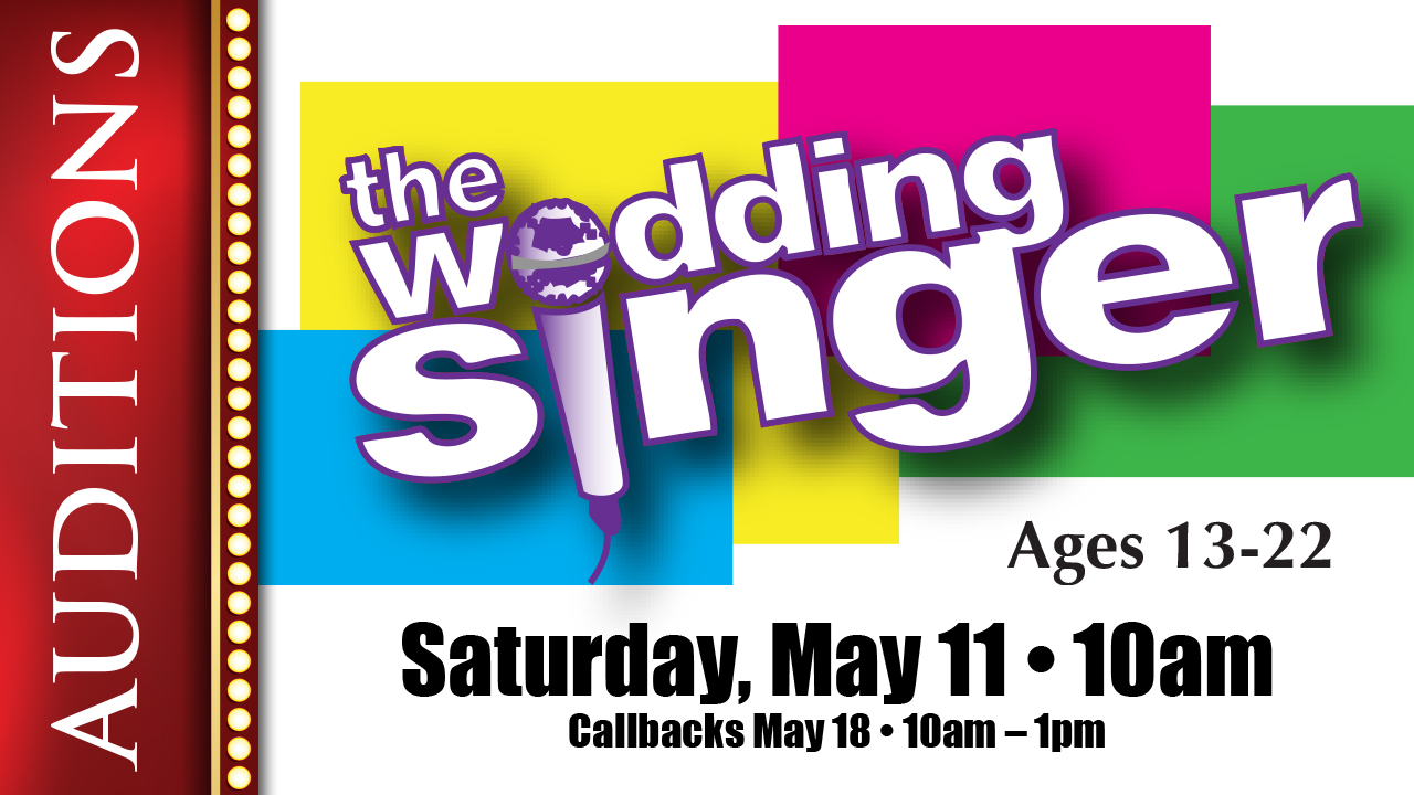 PHX Stages: audition notice - THE WEDDING SINGER